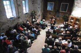 Konzert anlässlich des Europäischen Tages der jüdischen Kultur