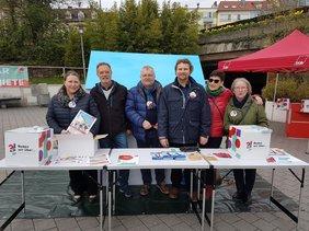 unser Team in Aschaffenburg