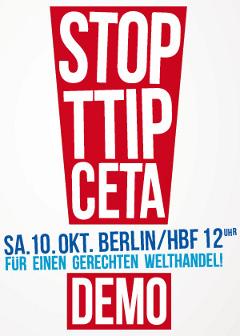 TTIP Demo 10.10.