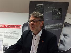 Norbert Flach, bayerischer ver.di- Landesfachbereichsleiter