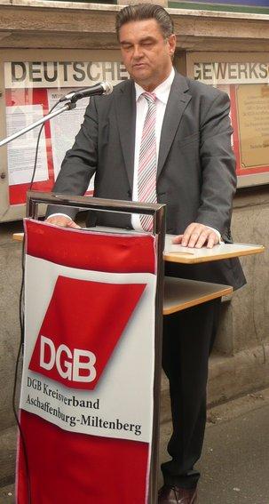 Klaus Herzog, OB Aschaffenburg