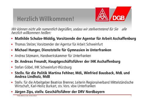 Am Samstag 13. Februar fand die dritte Konferenz Digitalisierung der Arbeitswelt des Deutschen Gewerkschaftsbunds und der IG Metall statt. Auf dieser Konferenz standen die Themen Innovation und Transformation im Mittelpunkt.