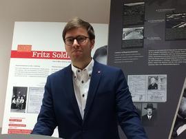 Martin Schmidl, KV Vorsitzender Schweinfurt