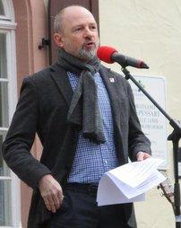 Frank Firsching, DGB Regionsgeschäftsführer Unterfranken