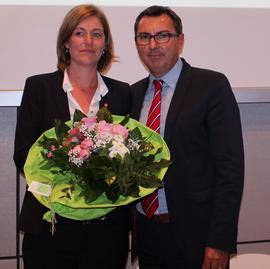 Barbara Resch und Peter Kippes