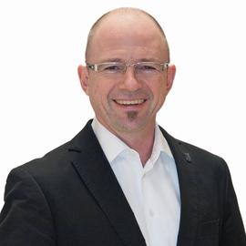 Frank Frisching, DGB Regionsgeschäftsführer Unterfranken