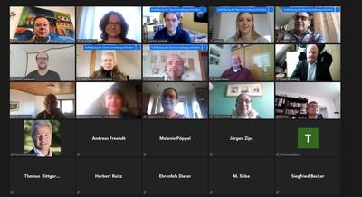 Über 50 TeilnehmerInnen haben an der dritten Konferenz Digitalisierung der Arbeitswelt teilgenommen