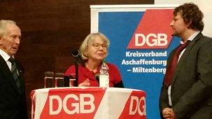 DGB feiert 70 Jahre Einheitsgewerkschaft in Aschaffenburg_1