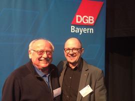 v.l. Werner Nawarotzky und Frank Firsching