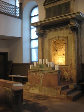 Jüdisches Leben und Kultur in Urspringen