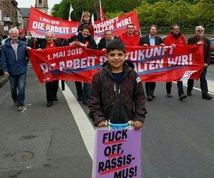 1. Mai:  Aschaffenburg