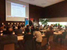 Digitalisierungskonferenz beschäftigt sich mit der Arbeit von MORGEN