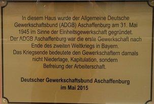 Schild_70 Jahre_ADGB