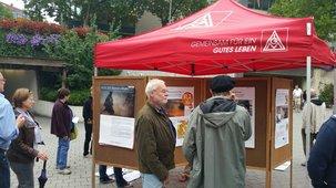 Antikriegstag Aschaffenburg