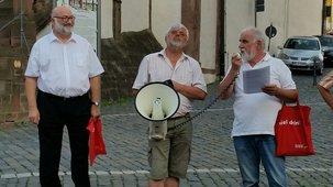 Was bedeuten die Freihandelsabkommen für das Leben in Aschaffenburg?