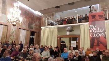 Ausstellung und Buch zu 100 Jahre Revolution in Aschaffenburg