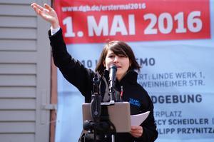 Maifest Elena Bauer