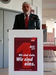 Arbeitnehmerempfang in Erlenbach