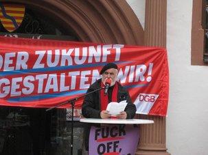Reinhard Frankl (GEW)