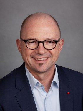 Frank Firsching, DGB Regionsgeschäftsführer Ufr.