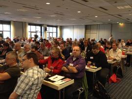 Teilnehmer aus allen DGB Regionen Bayerns