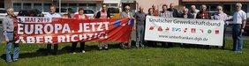 1. Gewerkschaftsübergreifendes Seniorentreffen am bayerischen Untermain