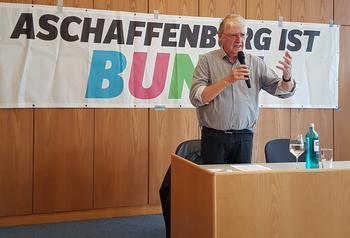 """Prof. Dr. Frank Deppe referiert auf Einladung des DGB Kreisverbands in Aschaffenburg: """"Die falschen Versprechungen der Rechtspopulisten"""""""