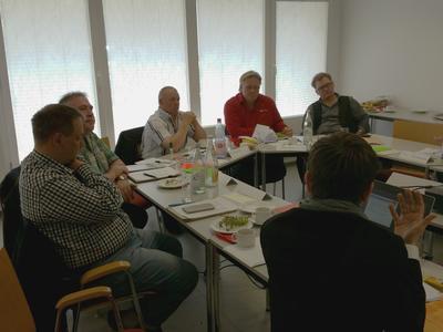 Berufsbildungsausschuss (BBA) der Handwerkskammer nimmt seine Arbeit auf – Arbeitnehmerbänke der BBA der unterfränkischen Kammern qualifiziert