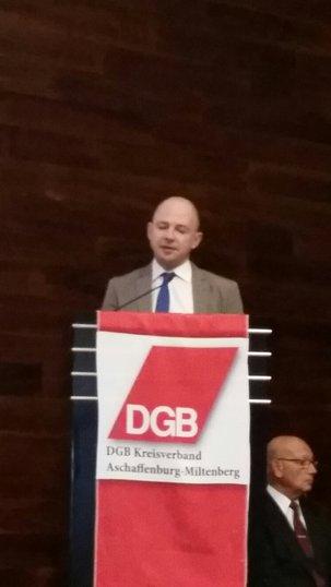 DGB feiert 70 Jahre Einheitsgewerkschaft in Aschaffenburg_3