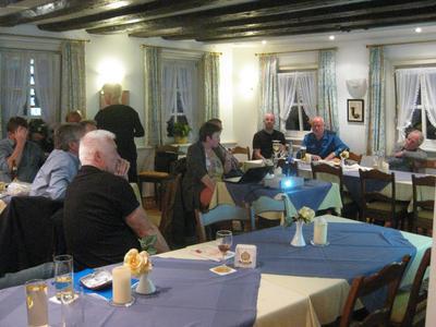 Kompetente Beratung gab es bei der Rentenveranstaltung des DGB in Lohr