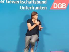 MdB Manuela Rottmann, Die Grünen