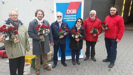 Weltfrauentag in Aschaffenburg