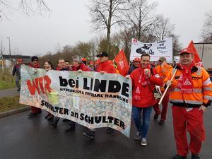 1000 Metaller auf Aschaffenburger Straßen unterwegs