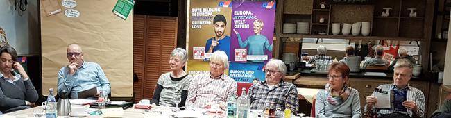 Wochenendseminar: Für ein soziales und gerechtes Europa! Was bedeutet das eigentlich?