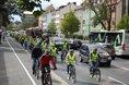 Fahrrademo Schweinfurt