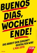 1 Mai Plakate 2015