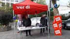 Informationsstand Bad Kissingen