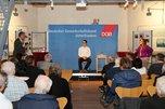 """Jörg Pischinger (SPD) auf dem """"heißen Stuhl"""""""